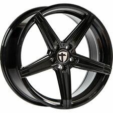 4x Tomason TN20 8,0x18 5x112 ET48 ML72,6 Black painted Audi Seat Skoda VW Merced