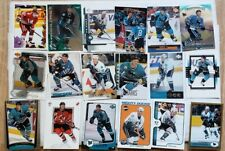 💥 Instant Collection 💥 Jeff Friesen (20) Hockey 🏒 Card Lot. Great Condition.