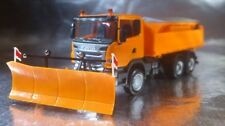 Scania Diecast Emergency Vehicles