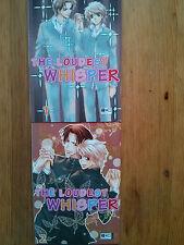 The Loudest Whisper Manga - Deutsch/German - Vol1-2 - Matsumoto Temari