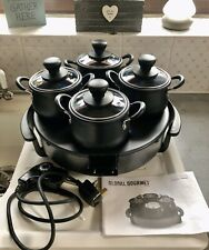 Global Gourmet by Bella GG004 Electric Food Warmer - Great for Curries / Soups!