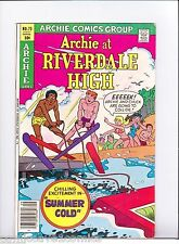Archie at Riverdale High #75 Very Good+(4.5)
