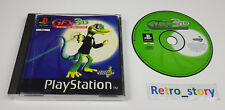 Sony Playstation PS1 Gex 3D : Return Of The Gecko PAL