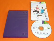 Microsoft XBOX 360 Kinect gioco: your SHAPE FITNESS EVOLVED