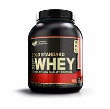 Optimum Nutrition, Gold Standard, 100% Whey, Delicious Strawberry, 5 lbs New