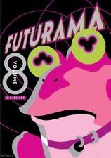 Futurama Vol 8 0024543858669 DVD Region 1