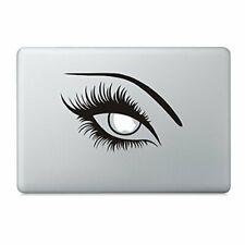 Cover Girl Eyes Mac MacBook Decal Sticker Apple Vinyl Decal 13 15 Laptop Air Pro