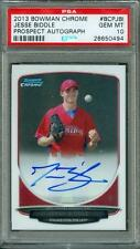 2013 Bowman Chrome Auto Jesse Biddle PSA 10 Rookie Phillies Autograph
