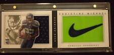 Christine Michael 2013 Panini Playbook Football #D 1/2 NIKE LOGO PACKERS JERSEY