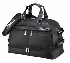 TITLEIST Boston Bag Sports Gym Travel AJBB67-BK Black From Japan F/S NEW