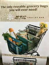 BRAND NEW! Lotus Trolley Bags -set of 4 -w/Lg COOLER Bag & Egg/Wine holder!NWOT