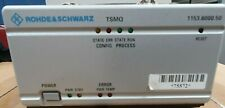 Rhode & Schwarz TSMQ 1153.6000.50 Radio Network Analyzer. Fedex Shipping