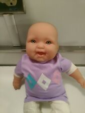 "Berenguer /Berjusa 18"" Baby Doll Cloth & Vinyl Please Re-Born Me! Help! Asap"