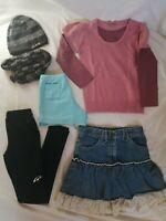 Lot de 6 vêtements 6 ans fille bonnet et écharpe marque IKKS
