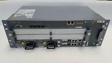Juniper MX104-PREM-AC-BNDL router with 2 x RE-S-MX104 MX104 (£7000+ VAT)