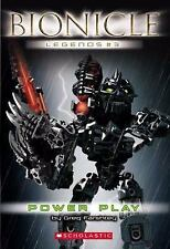 Power Play (Bionicle Legends #3)-ExLibrary