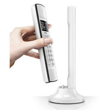 Philips Liena Design Cordless Phone M3301/w White Digital Landline Telephones