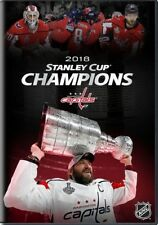 NHL: 2018 Stanley Cup Champions (DVD,2018)