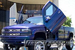 Vertical Doors - Vertical Lambo Door Kit For Chevrolet Silverado 1999-06