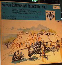 ANDRE enesco roumanian rhapsody no. 1 LP Mint- TCS 18007 Vinyl  Record