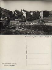 Tarjeta Postal. Cangas de Narcea. (Asturias). Vista Parcial. (Brillo).