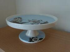 Gisela Graham Botanic Print Ceramic Cakestand