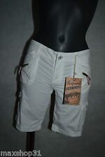 SHORT BERMUDA  KAPORAL 5 GIRL ARMY/BATTLE  TAILLE 15/16 ANS  NEUF COTON