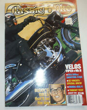 Classic Bike Magazine Velos Viper v Mk II January 1995 012115R2
