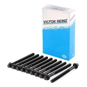 Victor Reinz Cylinder Head Bolt Kit 14-32139-04 fits Citroen BERLINGO MF_, GJK_,