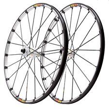 "The Mavic Crossmax SLR 27.5"" MTB Wheelset w/Adpaters Black/Silver"