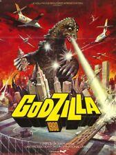 Affiche -  GODZILLA 1980 - 120x160cm