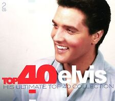 Elvis Presley : His Ultimate Top 40 Collection (2 CD)