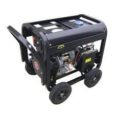 Generador Diesel CASOLLI ABIERTO 7,5 Kwa (TRIFÁSICO)