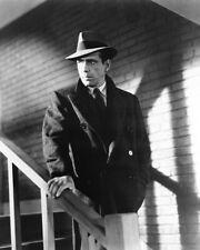 Humphrey Bogart 8X10 Iconic Photo The Big Sleep