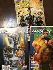 Ultimate Fantastic Four #1 - The Fantastic/ Xmen (Sep 2004, Marvel)