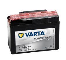 Varta Powersports AGM ytr4a-bs Batería de la Motocicleta 2,3ah 12v 503903004