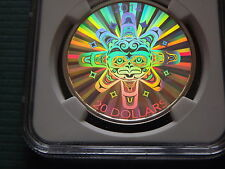 2014 S$20 Canada Interconnections Air The Thunderbird Hologram PF70 UC ER POP-40