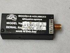 GOOCH & HOUSEGO Acousto Optic modulator  M110-1B/E