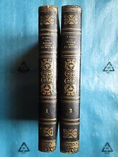 LESSON : VOYAGE AUTOUR DU MONDE sur la corvette La Coquille, 1839. 2 volumes.