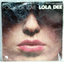 """7"""" vinyle Lola Dee-For Your Love"""