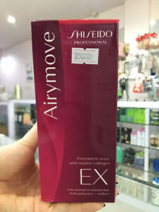 SHISEIDO Airymove EX Permanent wave curl perm Very Resistant to Resistant Hair