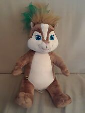 """BRITTANY Chipette Chipmunks BUILD A BEAR 12"""" Tall Sitting, No Clothes"""
