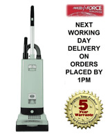 Sebo Automatic X7 91545GB Pastel Mint Upright Bagged Vacuum Cleaner + 5 Yr Wrnty