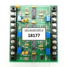 Plasma-Therm 4178950501 Ratiometric Board PCB Clusterlock 7000 Working Spare