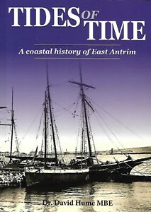Shipping and coastal history of East Antrim paperback, Northern Ireland