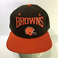 NFL Cleveland Browns New Era M-L Snapback Cap Hat NWOT