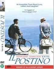 Il Postino . The Postman (1994) New Sealed DVD Massimo Troisi