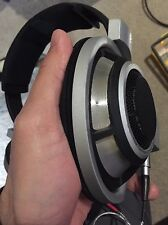 SENNHEISER HD 800 HD800 CLUB ORPHEUS OPEN BACK OVER EAR 300 OHM HEADPHONES