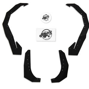 MudBusters Max Coverage Fender Flares for 2020-2021 Polaris General XP-1000