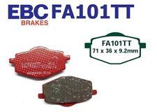 EBC plaquette de frein fa101tt s'adapte dans yamaha DT 125 r 88-03